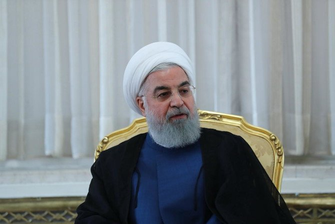 Iran's Rouhani warns Trump 'don't play with the lion's tail'