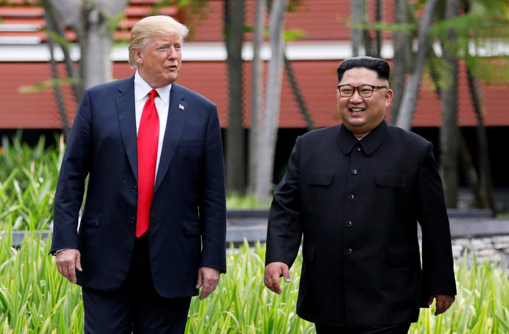 Kim Jong Un invites Trump to visit North Korea