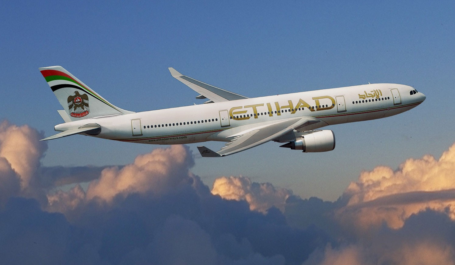 Indonesian woman delivers baby on board Etihad Airways flight