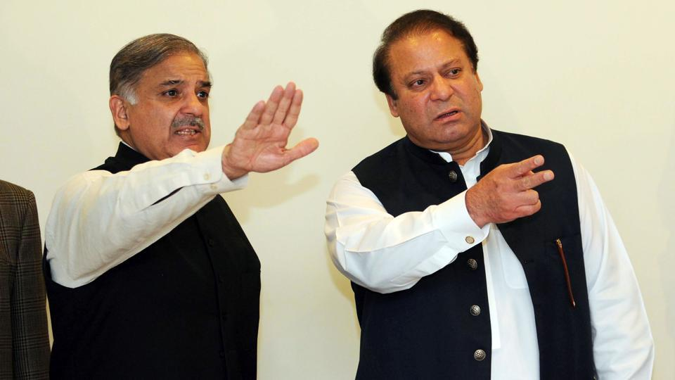 Shehbaz Sharif barred from election campaigning