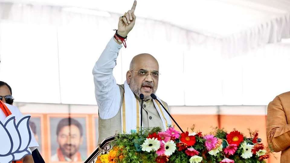 Truth always triumphs: Amit Shah on Supreme Court