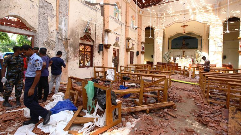 Easter suicide bombers visited Kashmir, Kerala for