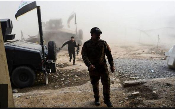 mosulbattle:iraqispecialforcesentercitylimits