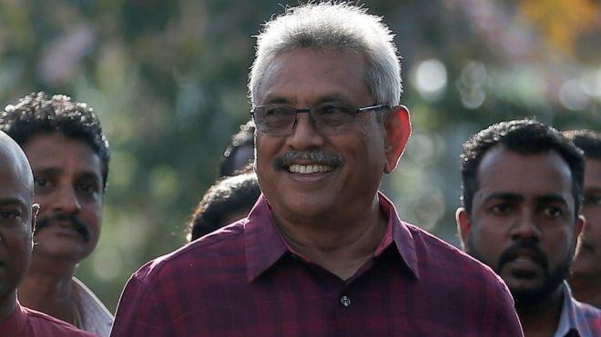 srilankaelection:exdefencechiefrajapaksawinspresidency
