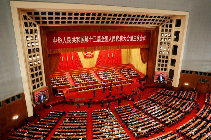 chinastoplegislaturesannualmeetingtostartfrommarch5