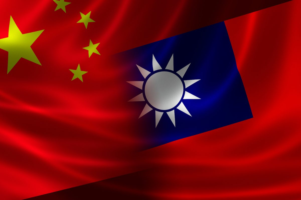 China-Taiwan war of words over latter