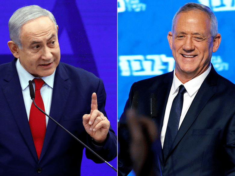 Exit polls predict stalemate in Israel
