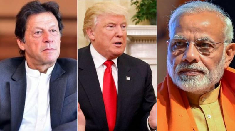 Will meet India, Pakistan PMs soon: Trump