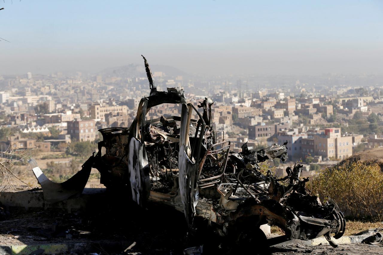 UN :  Saudi-led coalition raids in Yemen kills 109 civilians