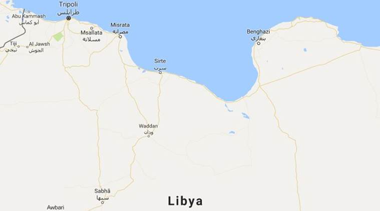Libyan forces free 5 foreigners held by IS