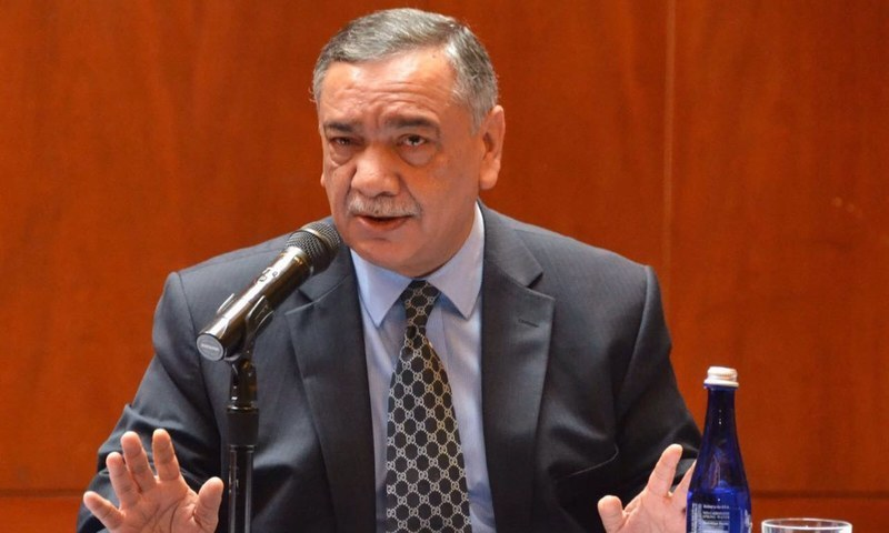 Justice Asif Saeed Khosa takes oath as new Chief Justice of Pakistan
