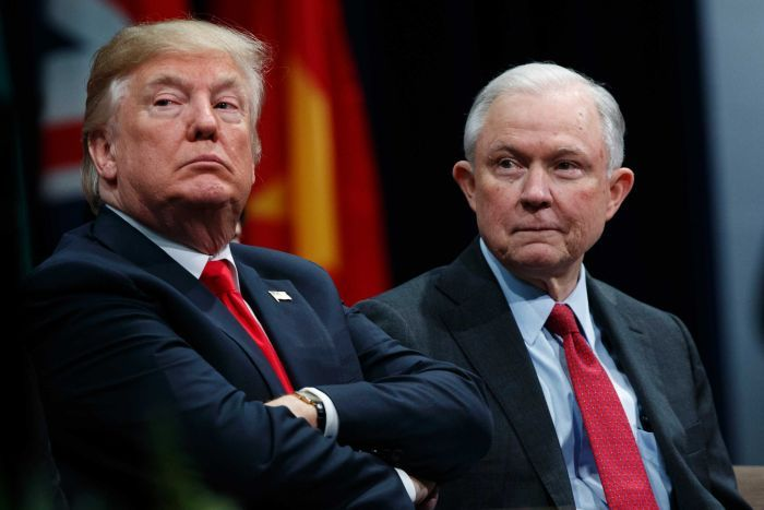 Trump sacks US Attorney General Jeff Sessions