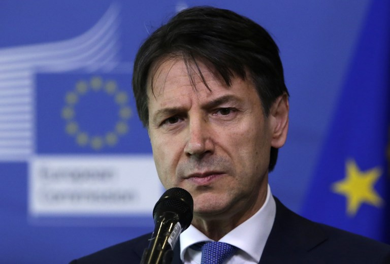 Italy PM threatens to veto EU summit statement on migration