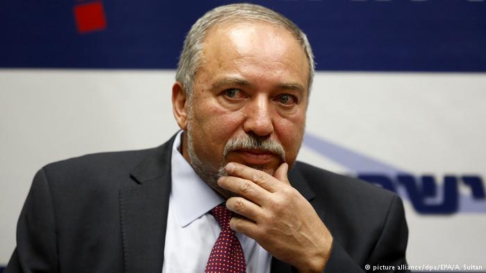 Israeli Defence Minister Avigdor Lieberman resigns over Gaza ceasefire