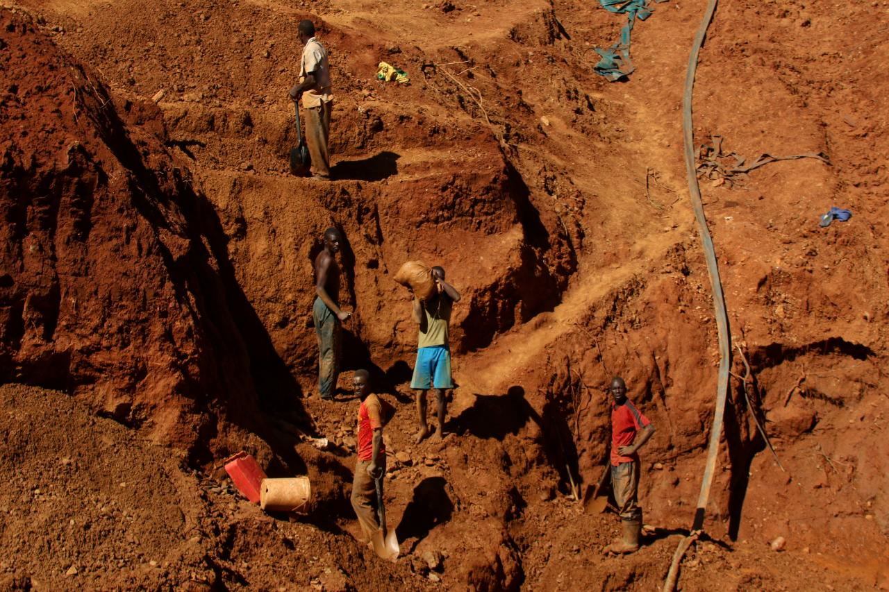 At least 23 illegal gold miners feared dead in Zimbabwe