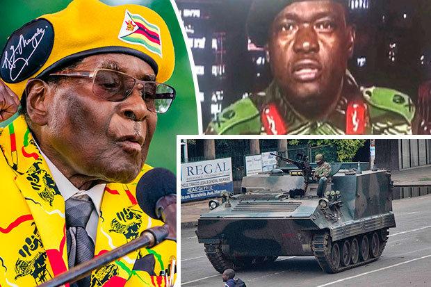 Zimbabwean military