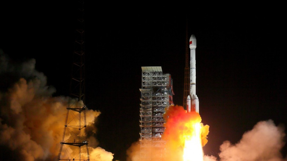China successfully launches two BeiDou-3 navigation satellites