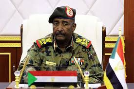 Sudan military ruler says to hold elections within nine months