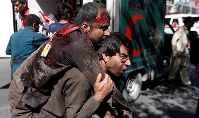 80 killed in massive blast near Indian embassy in Kabul