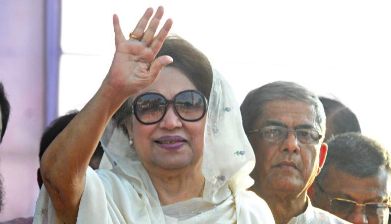 Khaleda Zia not eligible to contest polls: Bangladesh CEC