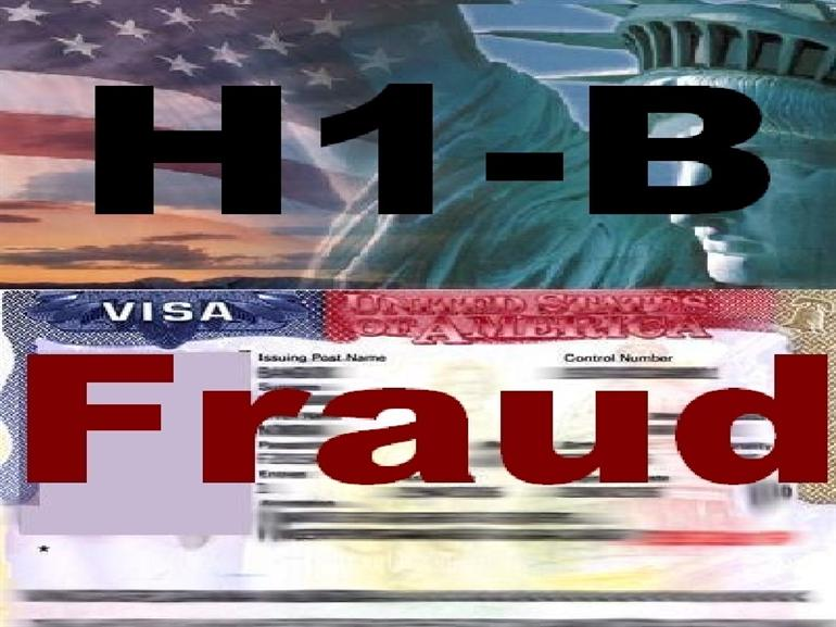 4 Indian-Americans charged with H-1B visa fraud