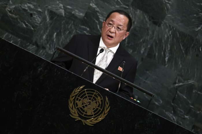 North Korea foreign minister calls US Secretary of State Pompeo