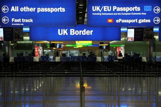 UK scraps landing Cards for Indians, others at airports