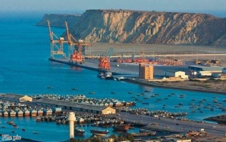 Chabahar port project won