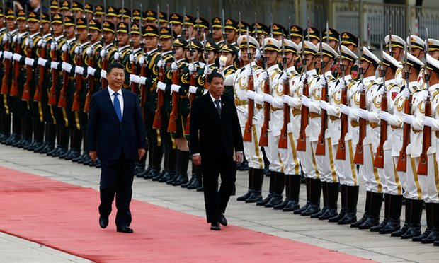 Has Duterte really ditched the US for Beijing