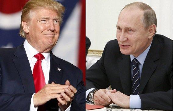 Trump, Putin had