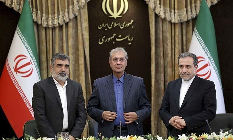 Iran breaches uranium enrichment cap set by troubled 2015 nuclear deal