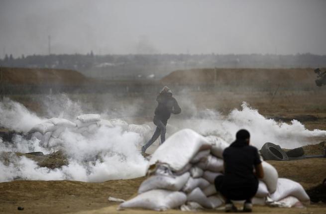 Five People Killed in Central Gaza Strip Blast