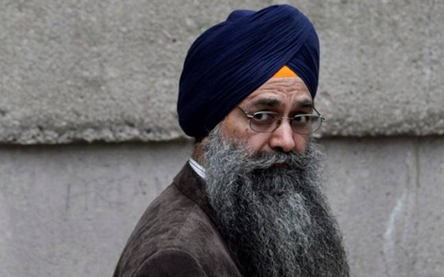 Air India bomber released from Canadian prison