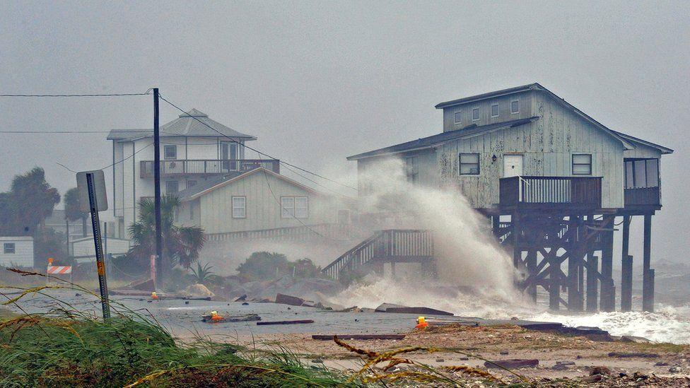 Hurricane Michael leaves destruction in its wake