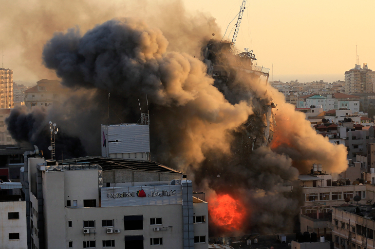 Israel-Palestine conflict escalates, Death toll rises to over 50