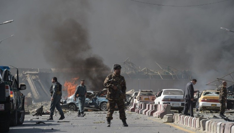 8 civilians including child killed in airstrike in Afghanistan