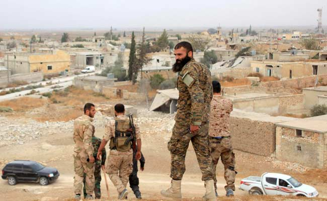 Ceasefire announced in East Ghouta region of Damascus