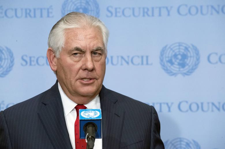 US Secretary of State Rex Tillerson retreats on offer of unconditional North Korea talks