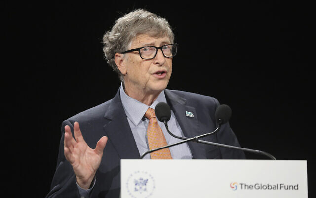 Bill Gates 'optimistic' about coronavirus battle