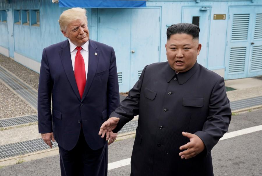 northkoreasayswillresumeustalksifdemandsfullymet