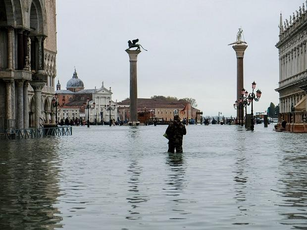 State of emergency declared in Italy after flood
