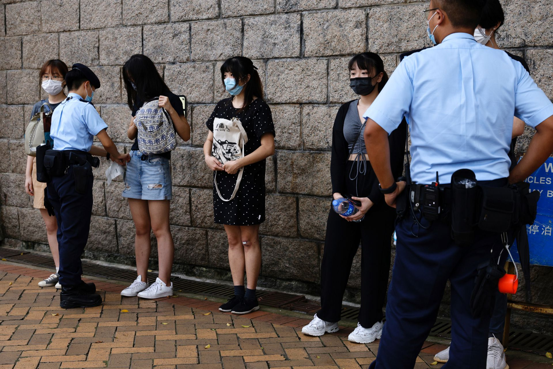 US expresses serious concern over continued erosion of human rights in Hong Kong