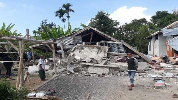 6.1-magnitude earthquake hits East Java province, Indonesia; 8 killed