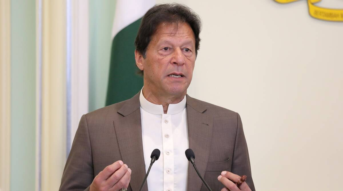Imran Khan says providing incentives would also give the outside world additional leverage to continue persuading the Taliban to honour their commitments
