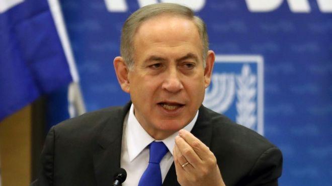 Israeli PM Benjamin Netanyahu questioned in corruption probe