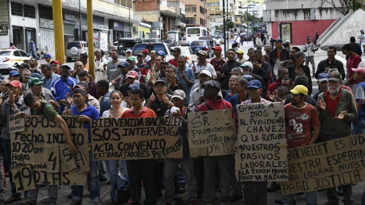 Nearly 7,000 people killed during security operations in Venezuela