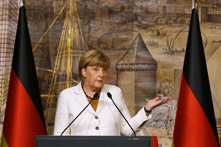German Chancellor Merkel to visit Turkey next week