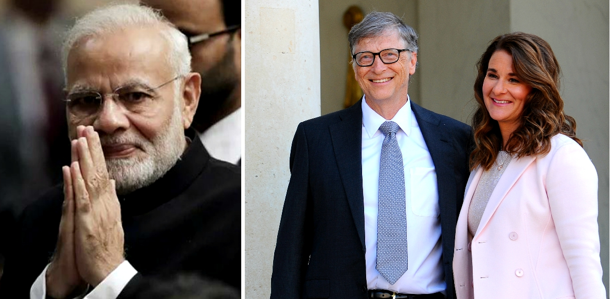 Bill & Melinda Gates Foundation to honour PM Modi for providing safer sanitation to 50 crore people