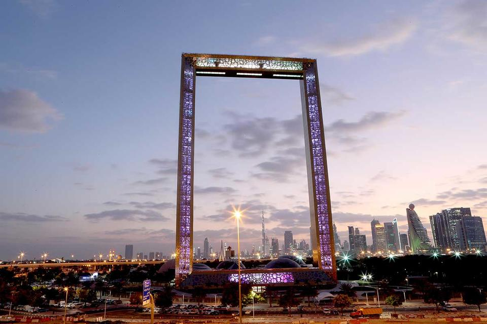Dubai Frame attracts 1 million visitors in first year