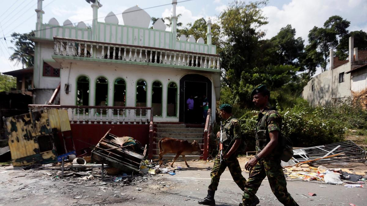 Curfew imposed after attacks on Muslim religious places in Sri Lanka